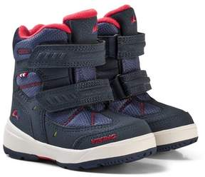 Viking Navy/Red TOASTY II GTX