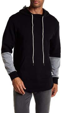 Kinetix Modern Colorblock Sleeve Hoodie