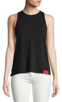 Calvin Klein Jeans Logo Patch Tank Top