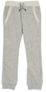 Hudson Little Boy's Reverse Jogger Pants
