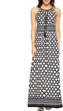 Studio 1 Sleeveless Maxi Dress-Petites