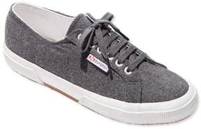 L.L. Bean L.L.Bean Women's Superga COTU 2750 Wool-Blend Sneakers