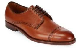 Allen Edmonds Madison Cap-Toe Leather Oxfords