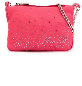 Miss Blumarine diamanté embellished shoulder bag