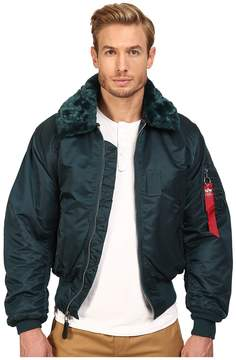 Alpha Industries B-15 Flight Jacket Men's Coat