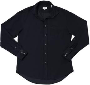 Hartford Men's Babycord Paul Pat Shirt