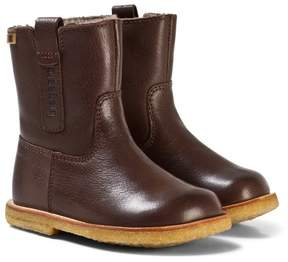 Bisgaard Brown Tall Boots