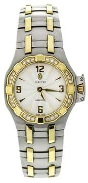 Concord Saratoga SL Womens Watch
