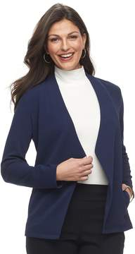 Dana Buchman Women's Draped Jacket