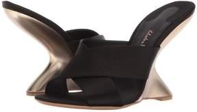 Salvatore Ferragamo Alcamo Women's Wedge Shoes