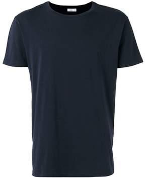 Closed crew-neck T-shirt