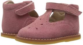 Elephantito Suede T Bar Girl's Shoes