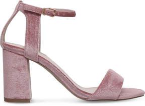 Carvela Gigi cut-out velvet sandals
