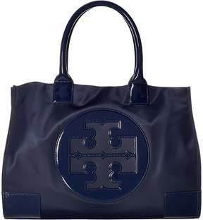 Tory Burch Nylon Ella Tote Tote Handbags - FRENCH NAVY - STYLE