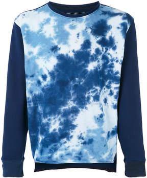 Longjourney tie dye sweatshirt