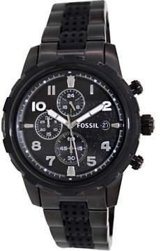 Fossil Dean FS4904 Black Dial Watch