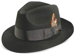 Stetson Men's Cannery Row Wool Felt Fedora