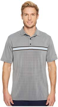 Callaway Oxford Engineered Chest Stripe Polo Men's Clothing