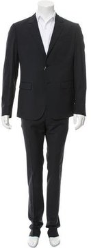 Moschino Wool-Blend Two-Piece Suit w/ Tags
