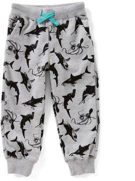 Zoo York Hollywood Little Boys 2T-7 Ocean Animals Printed Jogger Pants