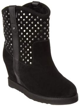 Australia Luxe Collective Women's Studley Suede Wedge Boot.