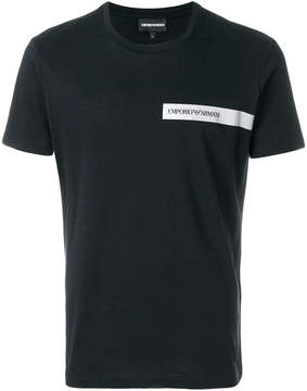 Emporio Armani short sleeved T-shirt