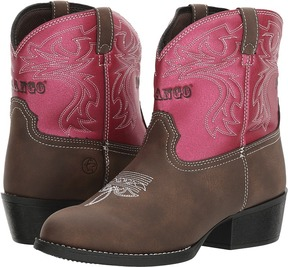 Durango Lil' Outlaw 6 Western Pink (Toddler/Little Kid/Big Kid)