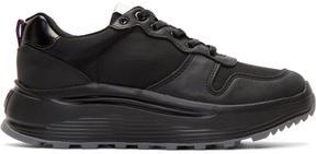 Eytys Black Combo Jet Sneakers
