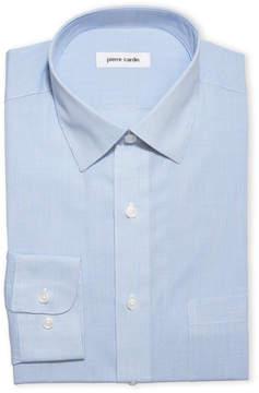 Pierre Cardin Regular Fit Pocketed Dress Shirt