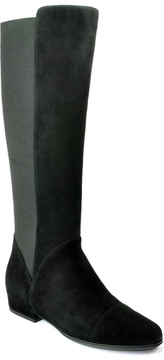 Footnotes Gilly - Suede Knee High Boot