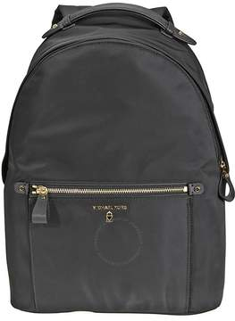 Michael Kors Kelsey Large Nylon Backpack- Black - ONE COLOR - STYLE