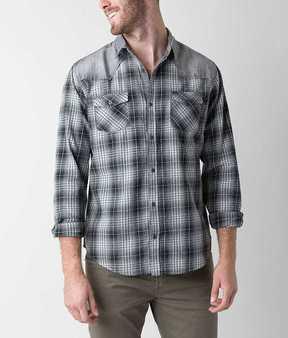 ProjekRaw Projek Raw Plaid Shirt