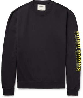 Noon Goons Printed Loopback Cotton-Jersey Sweatshirt