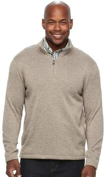 Croft & Barrow Men's Classic-Fit Outdoor Fleece Sweater