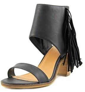 Very Volatile Vermont Women Open Toe Leather Sandals.