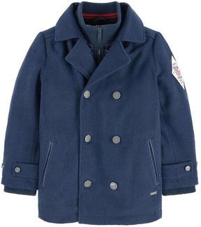 Pepe Jeans Woollen cloth reefer jacket