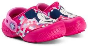 Crocs Pink Funlab Mickey