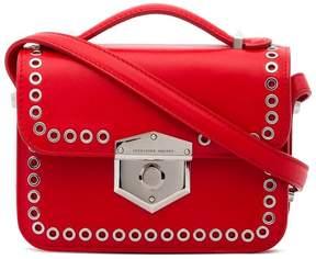 Alexander McQueen small wicca satchel bag