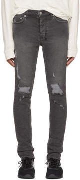 Ksubi Black Travis Scott Edition Stitched Up Chitch Jeans