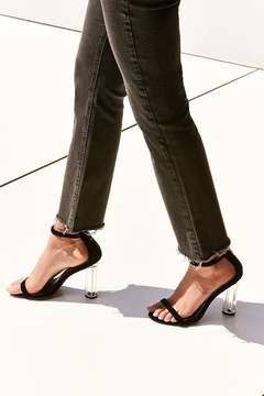 Urban Outfitters Mimi Velvet Heel