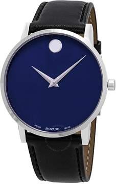 Movado Museum Classic Blue Dial Men's Watch