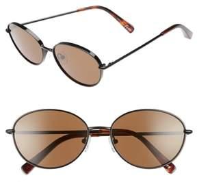 Elizabeth and James Women's Fenn 57Mm Oval Sunglasses - Black