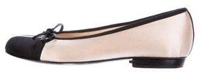 Chanel Four Leaf Clover Ballet Flats