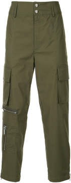 Public School fitted cargo trousers