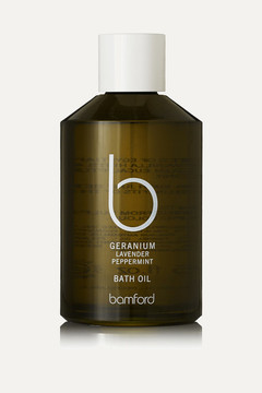 Bamford - Geranium Bath Oil, 250ml - Colorless