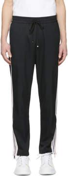 Miharayasuhiro Black Line Tape Trousers