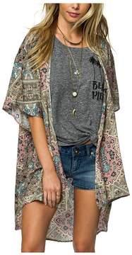 O'Neill Nola Printed Kimono