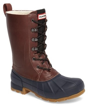 Hunter Men's Pac Waterproof Boot