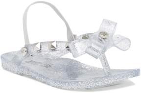 MICHAEL Michael Kors Harmony Glitter Sandal (Toddler)