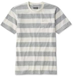 L.L. Bean L.L.Bean Signature Short-Sleeve Tee, Stripe